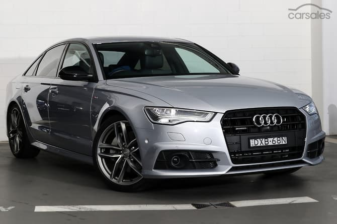 New Used Audi A Silver Cars For Sale In Australia Carsalescomau - Audi a6 for sale