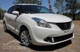New Used Suzuki Baleno White Hatch Cars For Sale In South