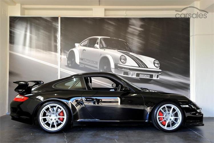 2007 Porsche 911 GT3 997 Manual MY08