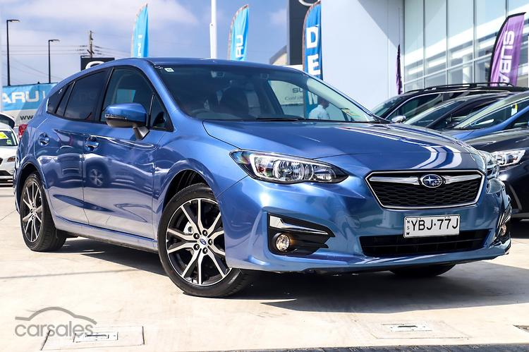 Subaru impreza for sale sydney