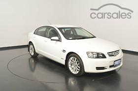 2010 Holden Commodore International Ve Auto My10