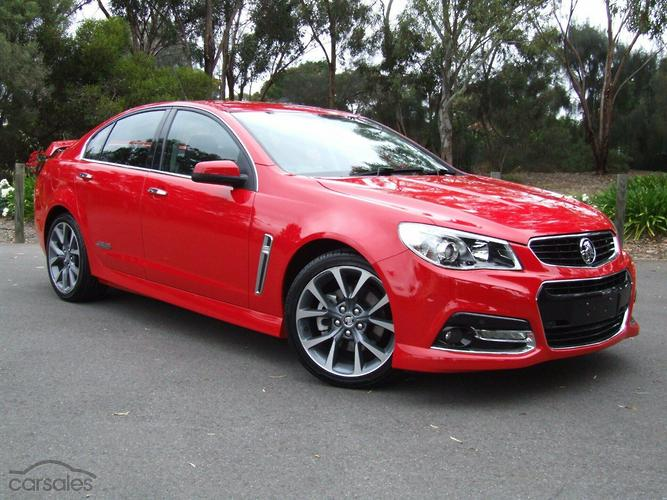 Road Test: Holden Commodore SS VE Series II : Photos : Motoring