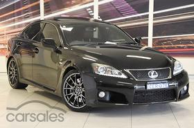 new & used lexus is f cars for sale in australia - carsales.au