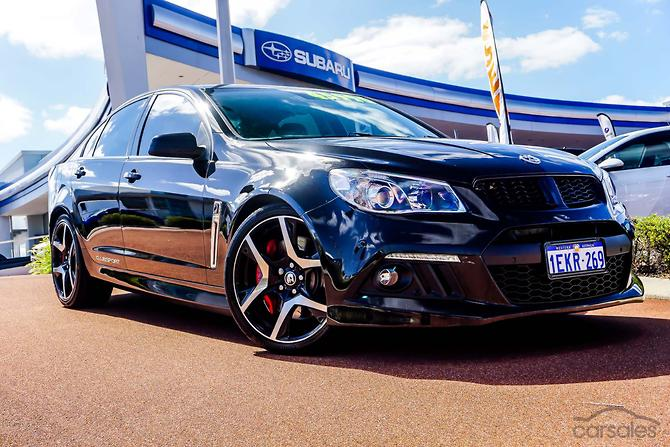 New Used Holden Special Vehicles Hsv Cars For Sale In Australia