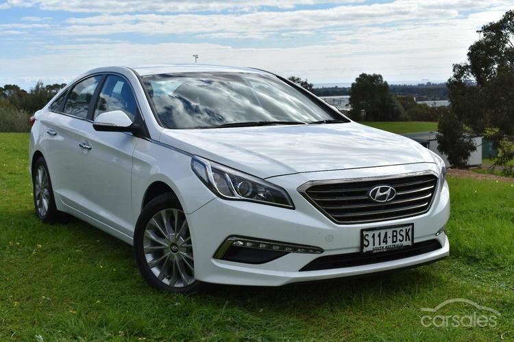 Hyundai sonata elite