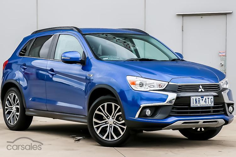 New Used Mitsubishi Asx Cars For Sale In Victoria Carsales Com Au