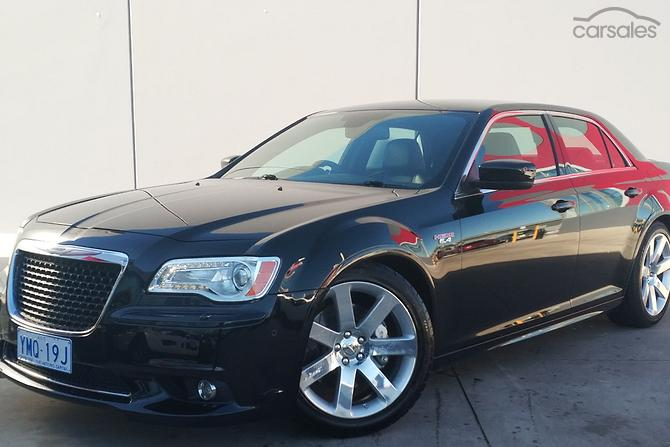 New & Used Chrysler 300 cars for sale in Melbourne Victoria ...