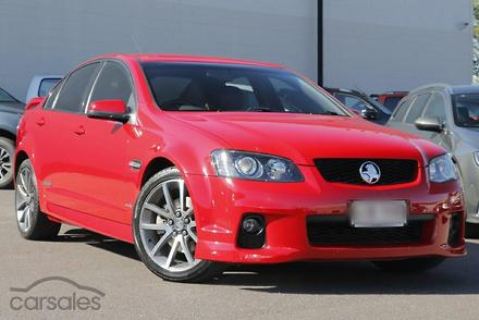 2009 Holden Commodore SS V VE Manual MY10