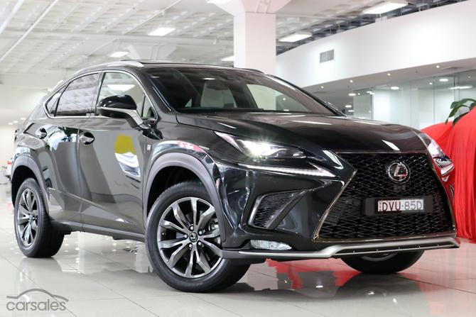 2017 Lexus Nx Nx300 F Sport Auto Awd
