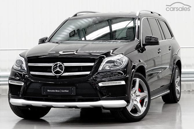 2017 Mercedes Benz Gl63 Amg Auto 4x4