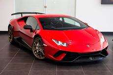New Used Lamborghini Huracan Red Coupe Cars For Sale In Australia