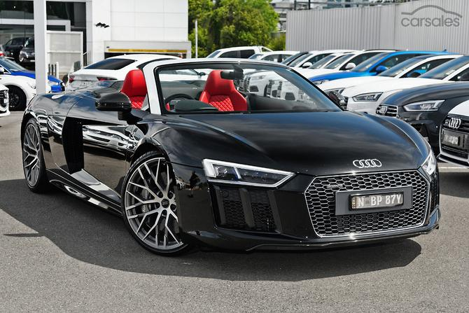 New Used Audi R Cars For Sale In Australia Carsalescomau - Price of audi r8