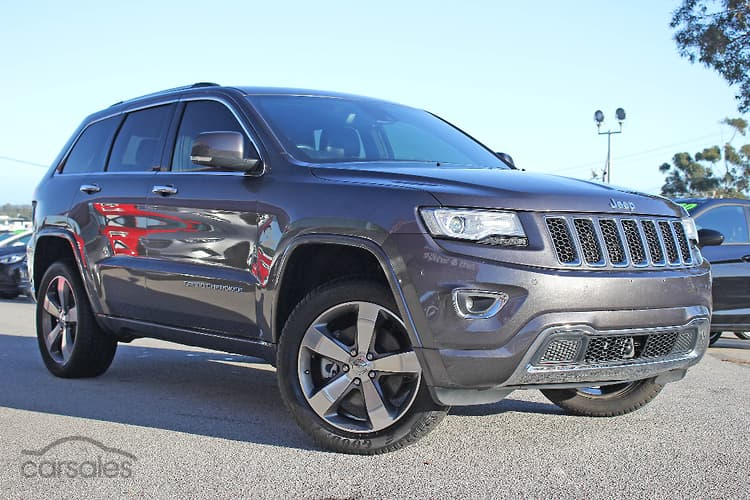 2015 Jeep Grand Cherokee Overland Auto 4x4 MY15