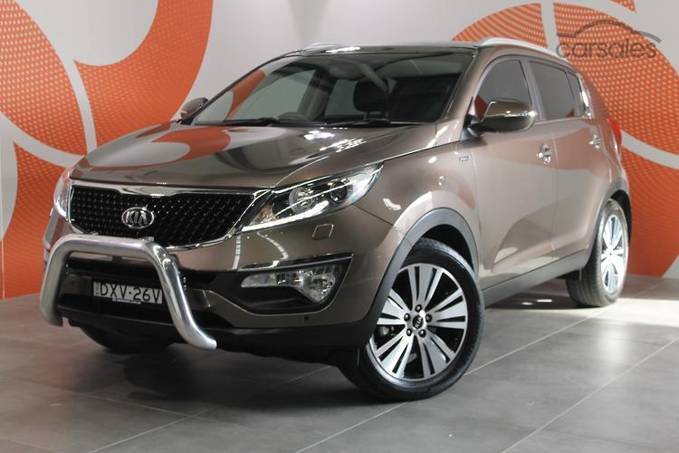 New Used Kia Cars For Sale In Hunter Newcastle New South Wales