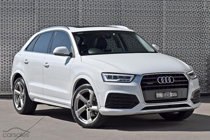 new used audi white small suv cars for sale in australia