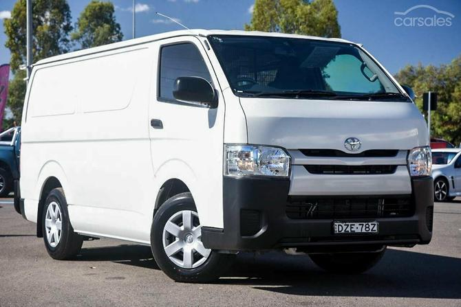 fca4353994615c New   Used Toyota Hiace cars for sale in Sydney North New South ...