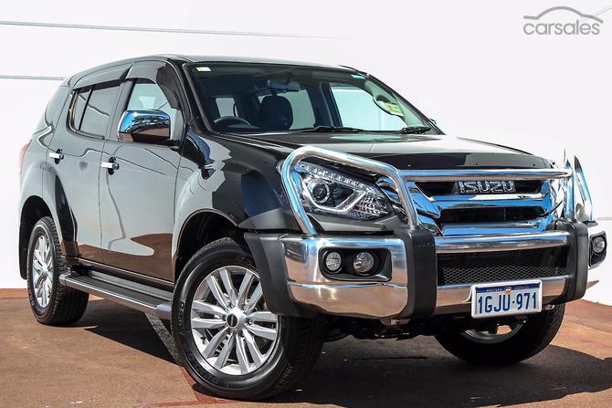 New used isuzu suv cars for sale in australia carsales 2017 isuzu mu x ls u auto 4x4 my17 sciox Image collections
