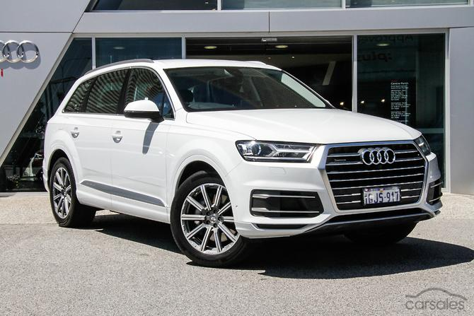 New Used Audi Cars For Sale In Australia Carsalescomau - Audi 4wd models