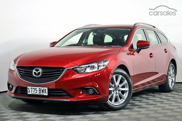 2018 Mazda 6 Sport GL Series Auto