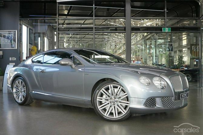 New Used Bentley Continental Cars For Sale In Australia Carsales