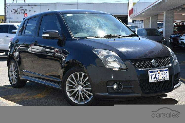 Used suzuki swift perth