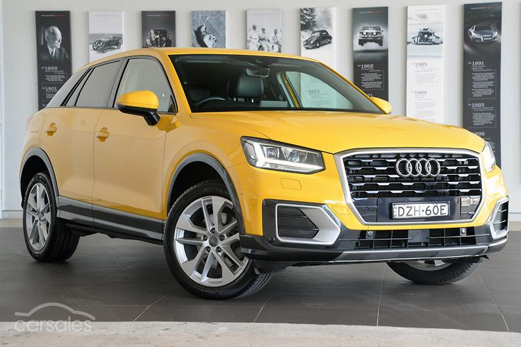 New Used Audi Yellow Suv Prestige Cars For Sale In Australia