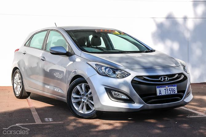 New Used Hyundai I30 Active X Cars For Sale In Australia