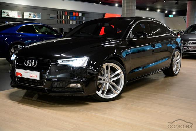 New Used Audi A Doors Cars For Sale In Australia Carsalescomau - Audi 5