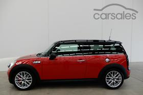 New Used Mini Clubman John Cooper Works 3 Doors Cars For Sale In