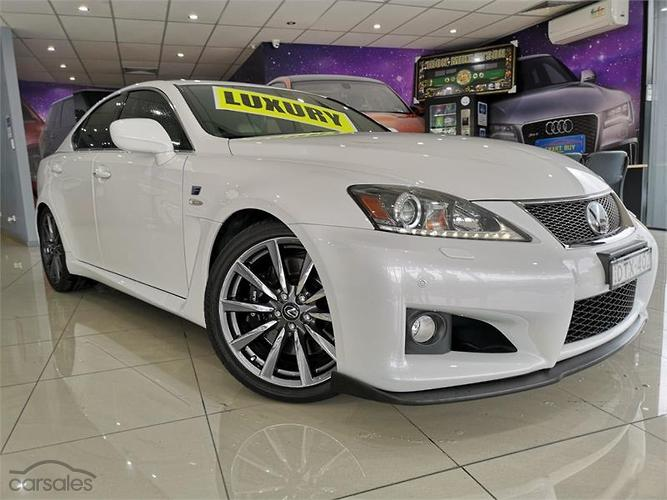 2011 Lexus IS F Auto MY11