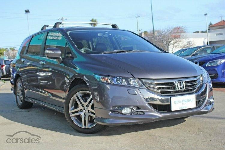 2013 Honda Odyssey Luxury Auto MY13