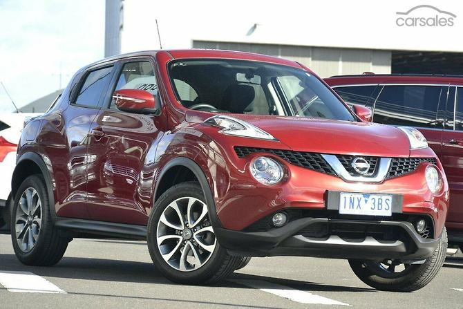 New Used Nissan Juke Cars For Sale In Australia Carsales