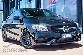 2017 Mercedes Benz Cla45 Amg Auto 4matic