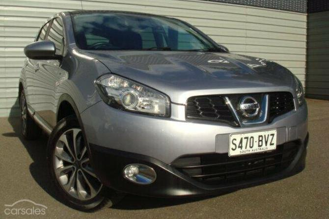New & Used Nissan Dualis cars for sale in Adelaide South Australia ...