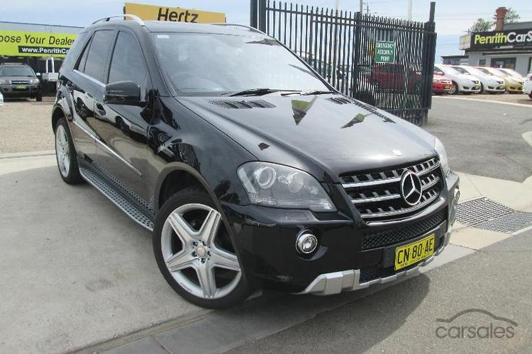 New Used Mercedes Benz Ml350 Cdi Cars For Sale In Australia