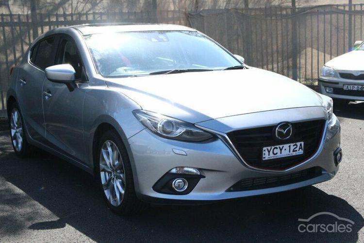 2014 Mazda 3 XD Astina BM Series Auto