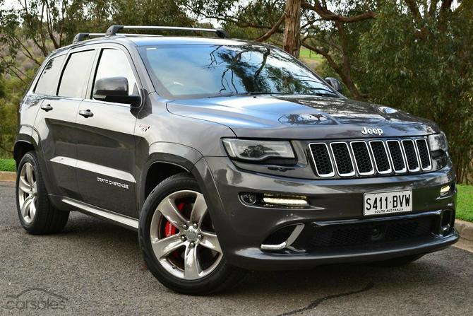 new used jeep grand cherokee srt cars for sale in australia. Black Bedroom Furniture Sets. Home Design Ideas
