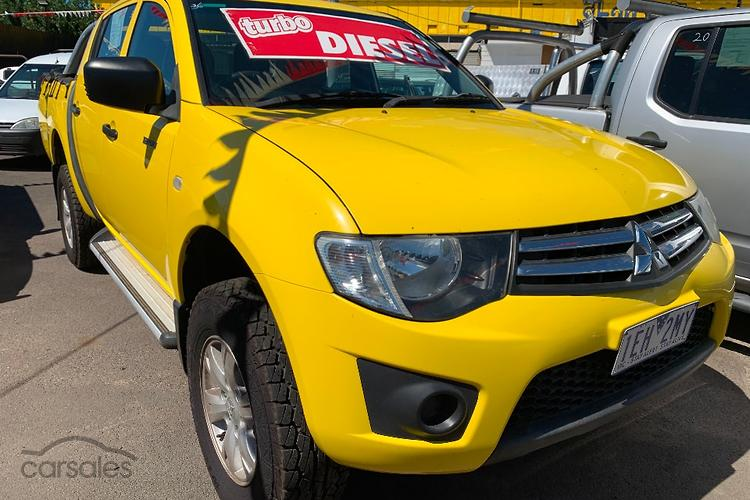 New Used Mitsubishi Yellow Cars For Sale In Australia Carsales
