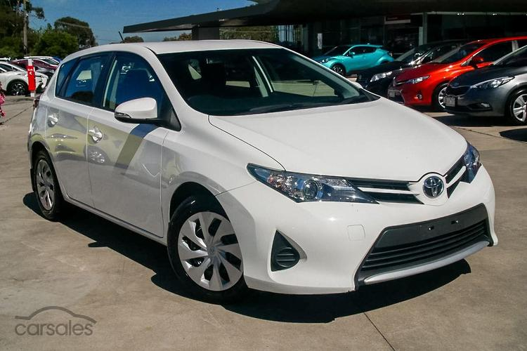 New & Used Toyota Corolla Cars For Sale In Melbourne