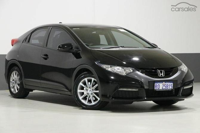 New Used Honda Civic Cars For Sale In Murdoch City Of Melville