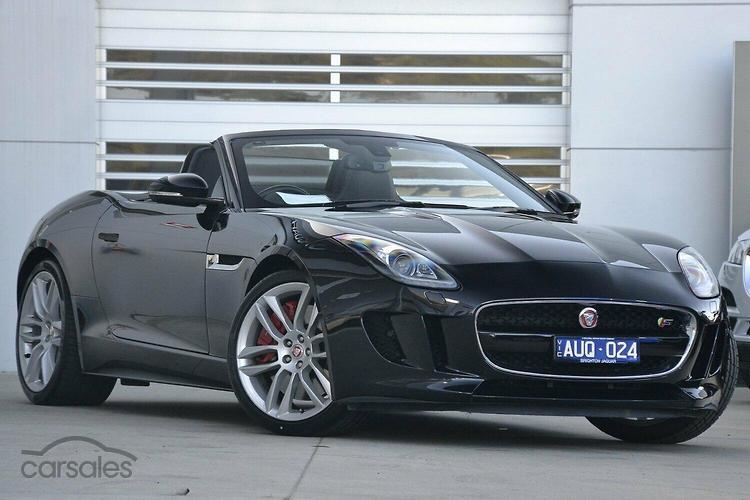 2014 Jaguar F TYPE S Auto MY14