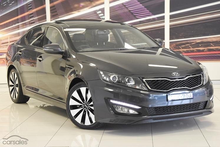 2012 Kia Optima Platinum Auto MY12