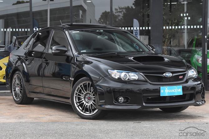 2017 Subaru Impreza Wrx Sti G3 Manual Awd My12