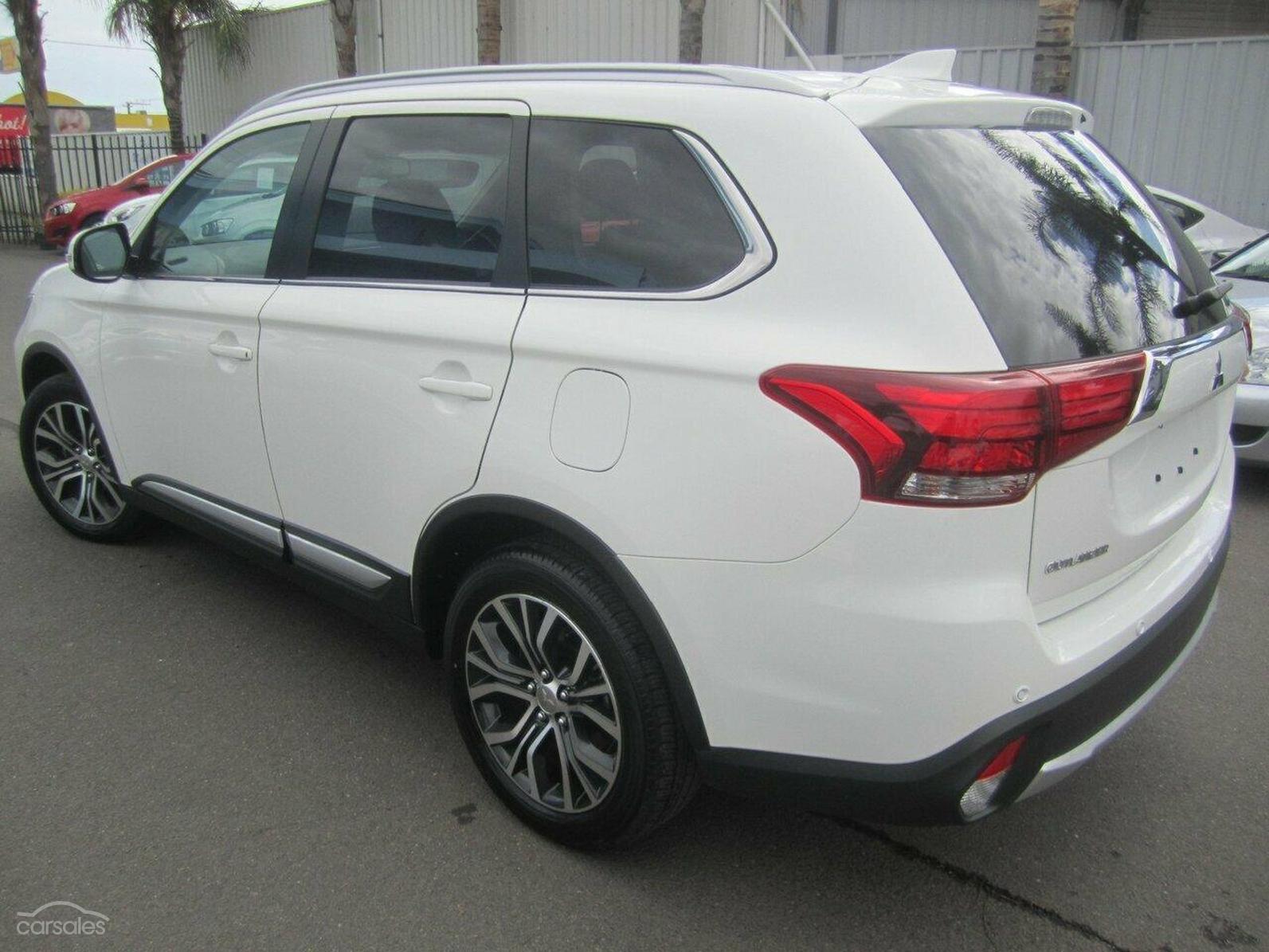 2018 Mitsubishi Outlander LS ZL Auto AWD MY18 5-OAG-AD
