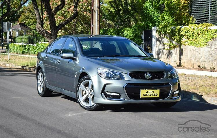 2016 Holden Commodore SV6 VF Series II Auto MY16
