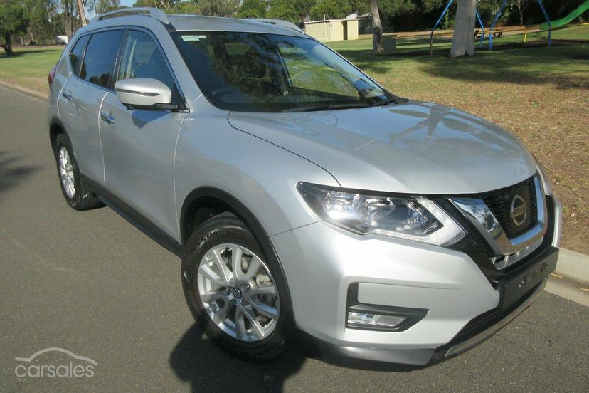 bf9ba1862c New   Used Nissan X-Trail Silver cars for sale in Australia ...