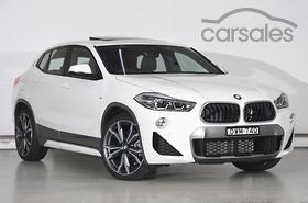 2018 BMW X2 SDrive20i M Sport F39 Auto
