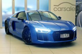 New Used Audi R Plus Cars For Sale In Australia Carsalescomau - 2018 audi r8 msrp