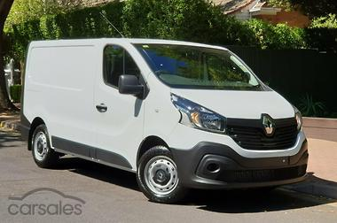 a479a3c3d7f1bd New   Used Renault White Van cars for sale in Australia - carsales ...