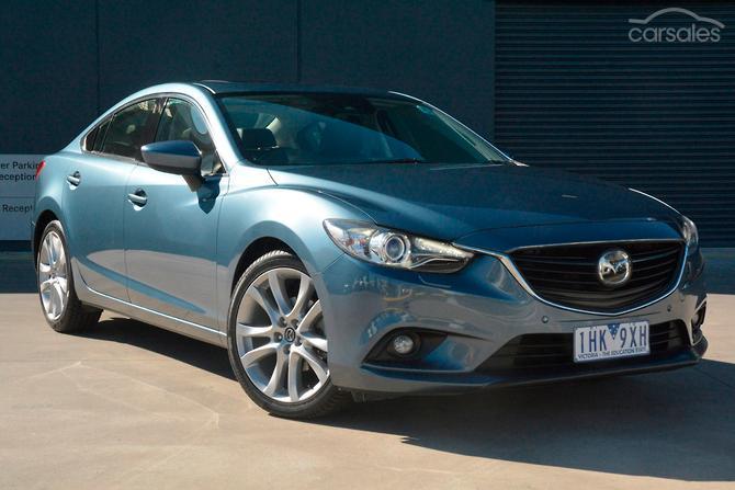 New & Used Mazda 6 Atenza cars for sale in Australia - carsales.com.au